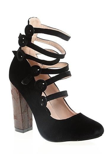 Glamorous Ayakkabı Siyah